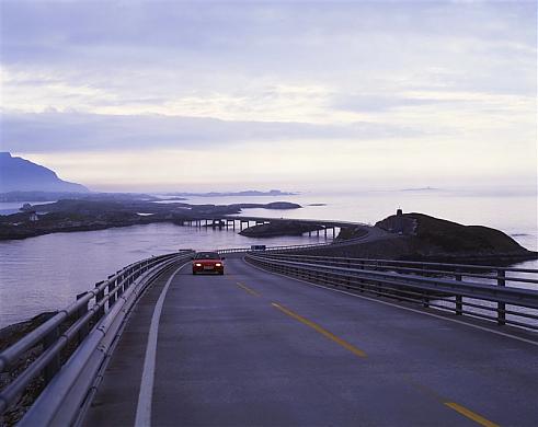 Carretera del Atlántico ©Visit Norway