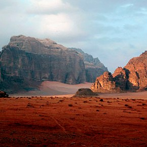 Tras los pasos de Lawrence de Arabia por el Wadi Rum