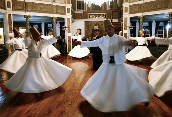 Derviches giróvagos © Turismo de Turquía
