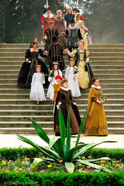 Fiesta de la Plata en Kutná Hora © Cesky Krumlov
