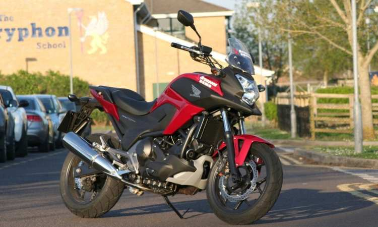 Hondas Nc750x Dct On2wheels
