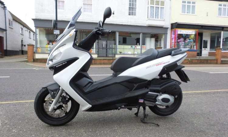 Rieju Cityline scooter