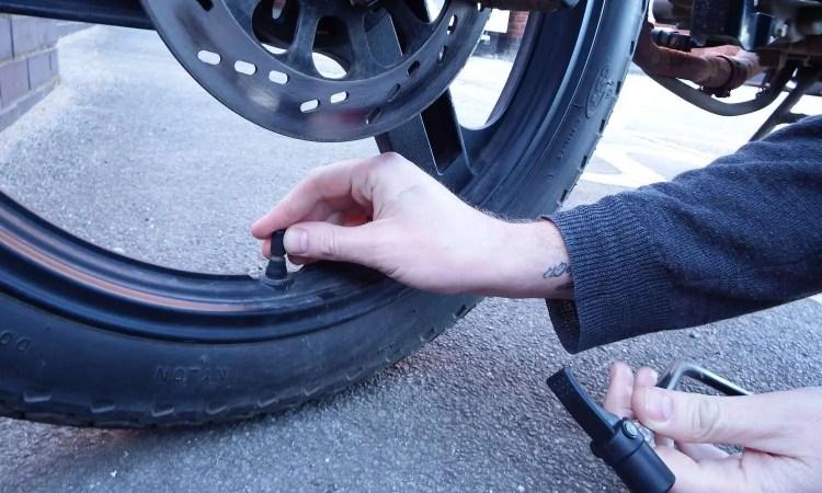 tyre checks