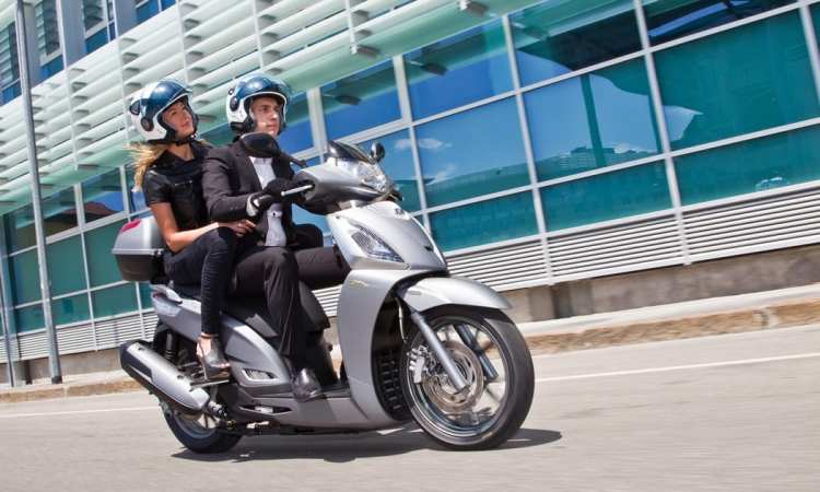 KYMCO People GT 300i 1