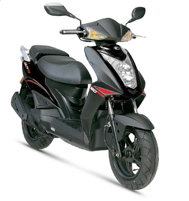 kymco agility rs 50 on2wheels. Black Bedroom Furniture Sets. Home Design Ideas