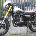 Sinnis Bomber 125cc EFI