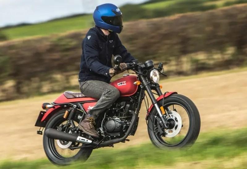 WK Legend 125cc – on2wheels