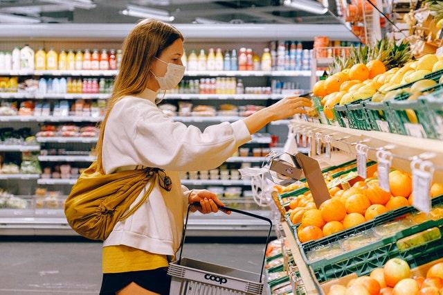 ozono protegge supermercato