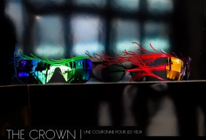 Parasite eyewear -the crown