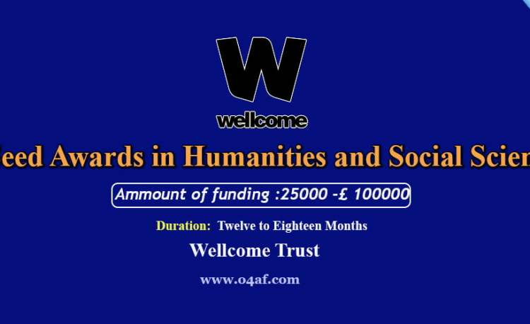 Seed Award in Humanities and Social Science