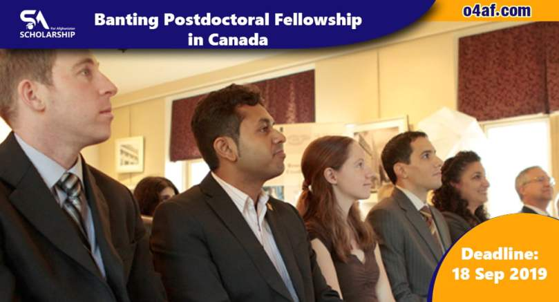 Banting Postdoctoral Fellowships (Canada) | | Opportunity
