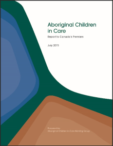 aboriginal youth in care