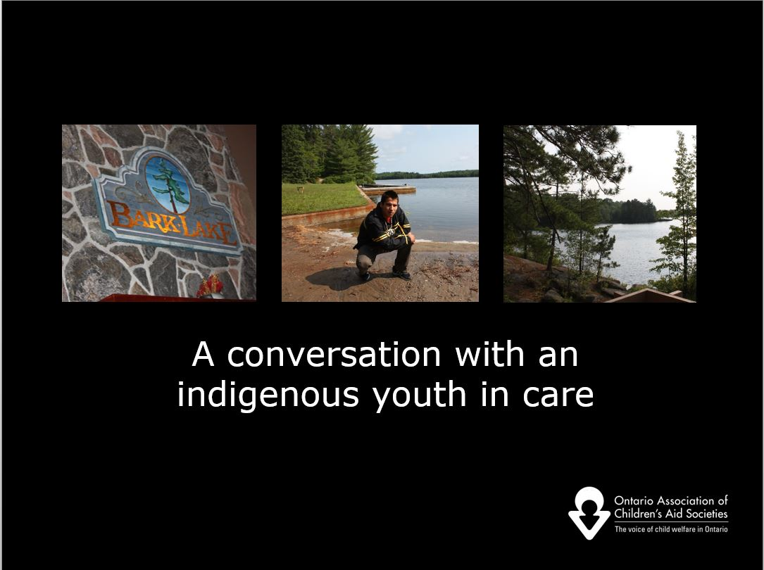 Third annual Indigenous Youth-in-Care Gathering
