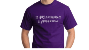 #iBreakthesilence