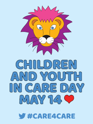 Child and Youth in Care Day, May 14, 2019