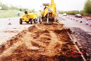 C004 Streetworks Great Western - Whitehill Way