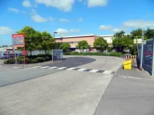 External Works - Iceland Distribution Depot, Swindon
