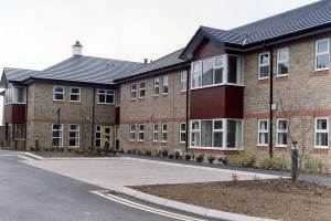 Child and Adolescent Mental Health Unit, Princess Margaret Hospital, Swindon, photo courtesy of Kier