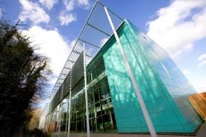 Chelsea Building Society Headquarters, Charlton Kings, Cheltenham, photo courtesy of Kier