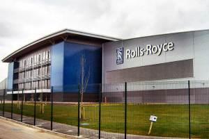 Rolls-Royce, Filton