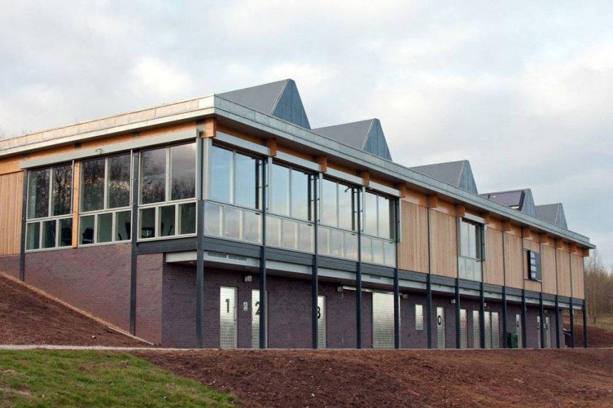 C233 - Sports Pavilion, Mangotsfield