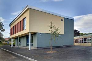 Gordano School 6th Form Block, Somerset, photo courtesy of Willmott Dixon