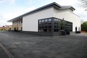St Peter's School, Portishead, photo courtesy of Willmott Dixon