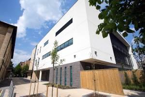 New Pathology and Mortuary Laboratory, Royal United Hospital, Bath, photo courtesy of Kier