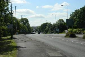 Meads Access Road, Swindon