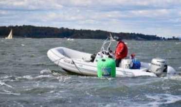 Larry Kennedy, Mark Boat Volunteer
