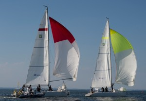Riptide Racing during their win against Neptune Racing