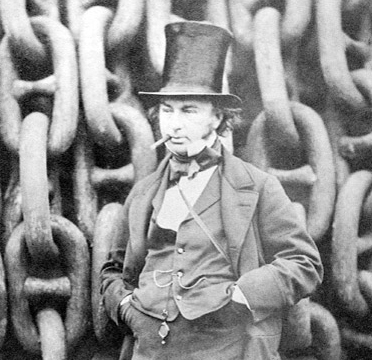 isambard kingdom brunel, Inspirational People