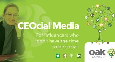 CEOcial Media, Oak Consult, Social Media Management