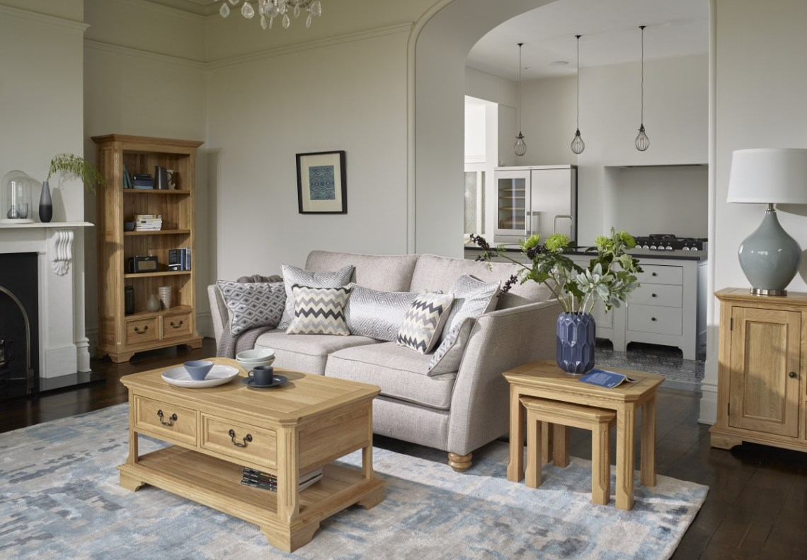 Choosing The Right Living Room Furniture For Your Style ...