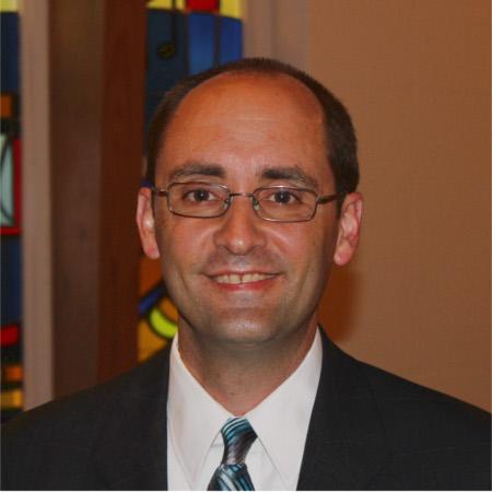 Pastor Tim Harvey