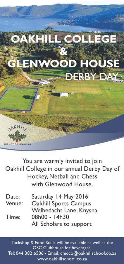 Derby Day Invite_Glenwood May 2016