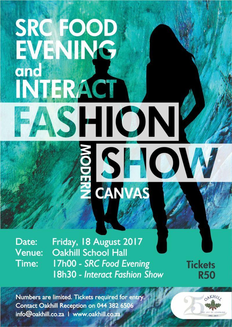 SRC Food Evening & Interact Fashion Show