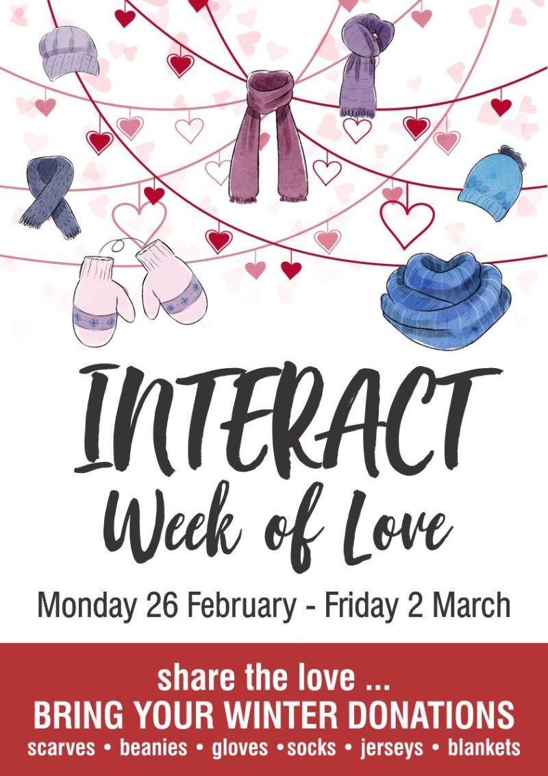 Interact Week of Love 1