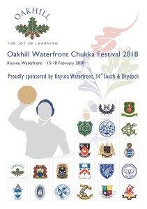 Oakhill Waterfront Chukka Festival 2018 - College