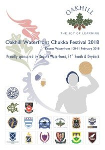 Oakhill Waterfront Chukka Festival 2018 - Prep