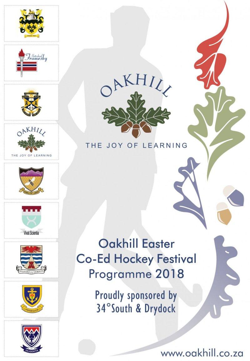 Oakhill Easter Co-Ed Hockey Festival 2018_Programme Converted.cd
