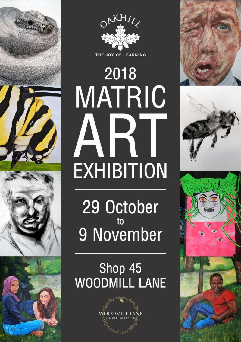 Matric Art Exhibition 2018_EXHIBITION