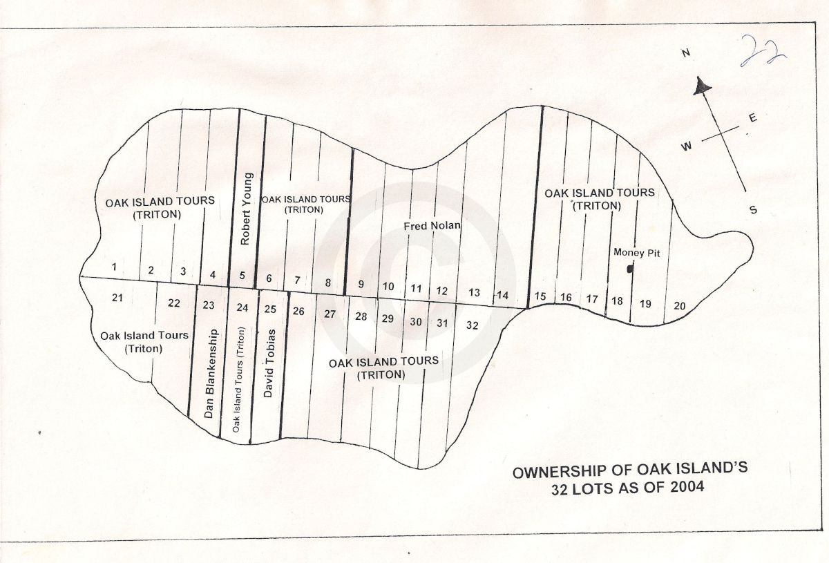 Ownership Of Oak Island Now