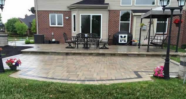oakland county brick paver
