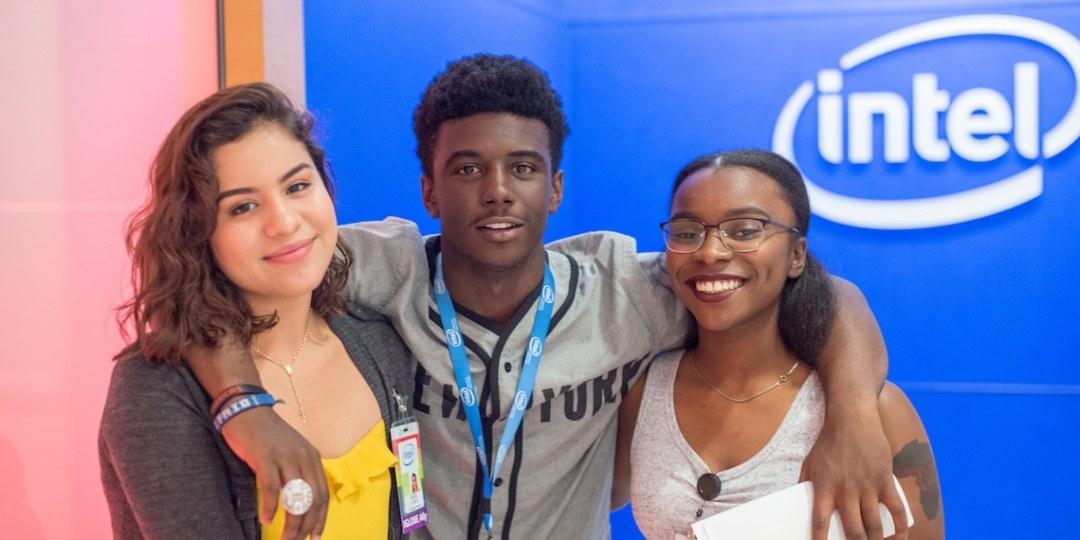 OUSD Intel summer interns