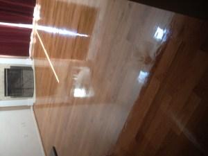 Oakland Hardwoods Floor Refinish