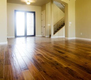 Oakland Hardwoods Floor Installation