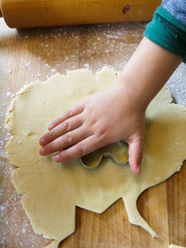 Cookie Baking 7