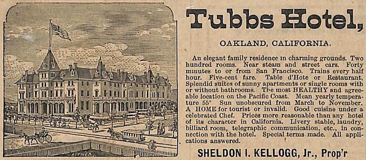 Tubbs Ad