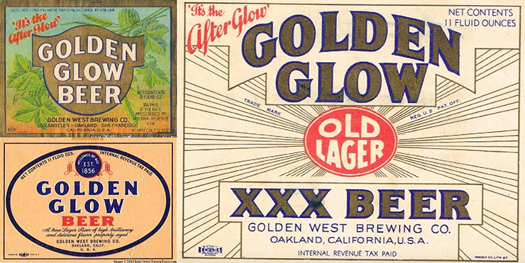 GG Beer Labels